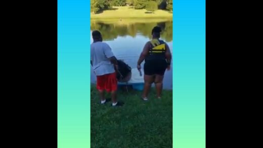 Paddle Boating Gone Wrong Epicly ??